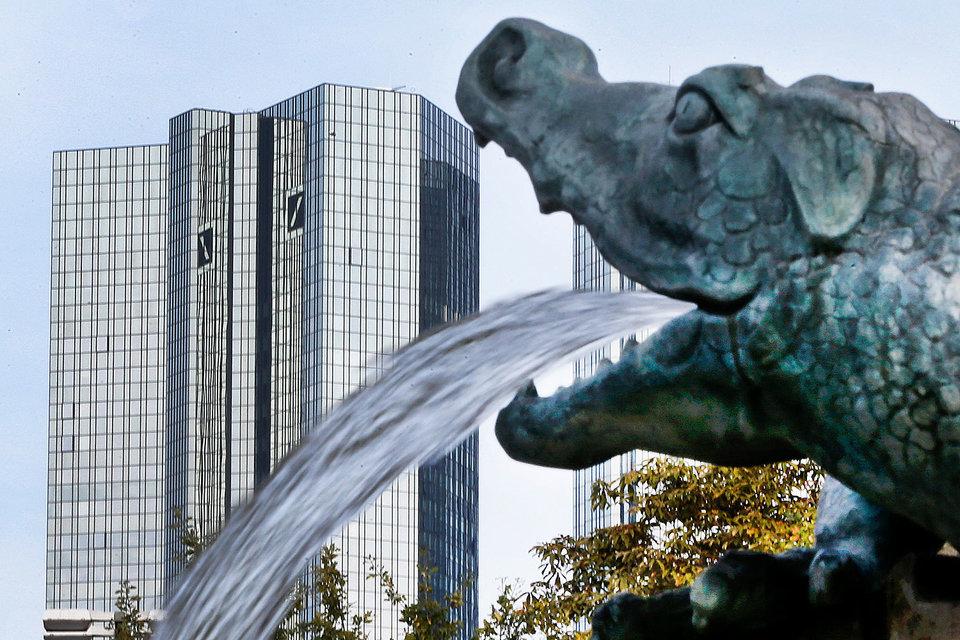 Deutsche Bank в3-м квартале получил прибыль вопреки предположениям