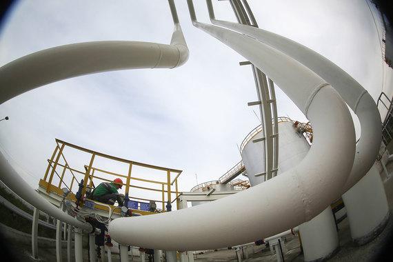 «Роснефть» подала заявку на покупку всей «Башнефти»