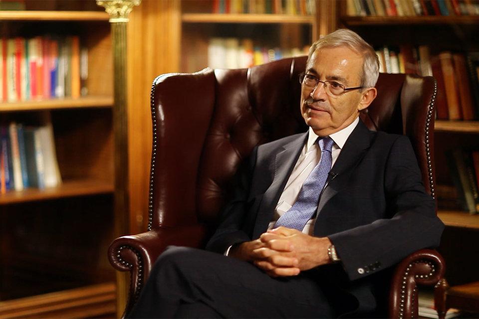Королевский профессор Лондонской школы экономики и политических наук Кристофер Писсаридес