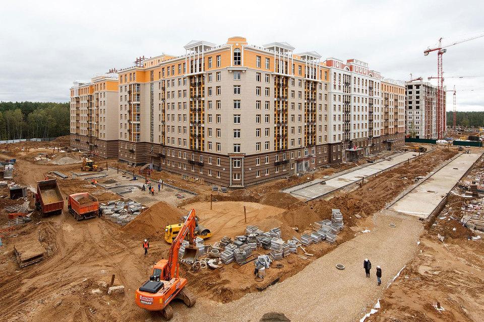 НаХорошевском шоссе появится крупный жилой комплекс