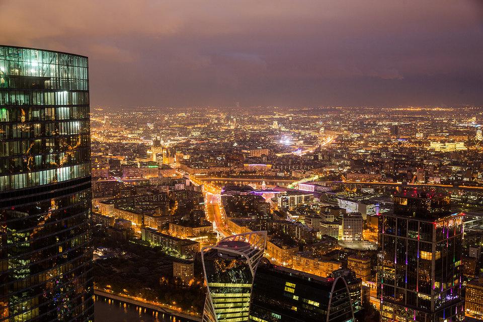 Мэрия столицы хочет «разгрузить» отбизнеса центр города