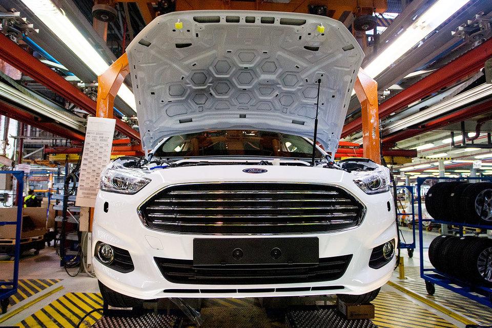 Форд первым из производителей автомобилей примет участие в«черной пятнице»