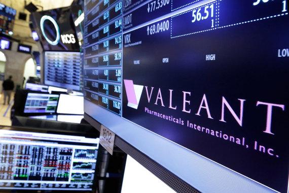 Valeant может продать часть своего бизнеса японской Takeda