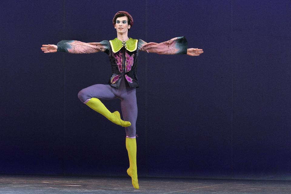 Воронежцы завоевали награды наВсероссийском конкурсе артистов балета ихореографов в российской столице