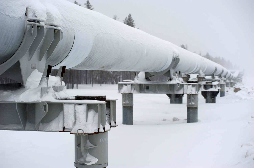Введению новых нефтепроводов препятствует позиция ФАС