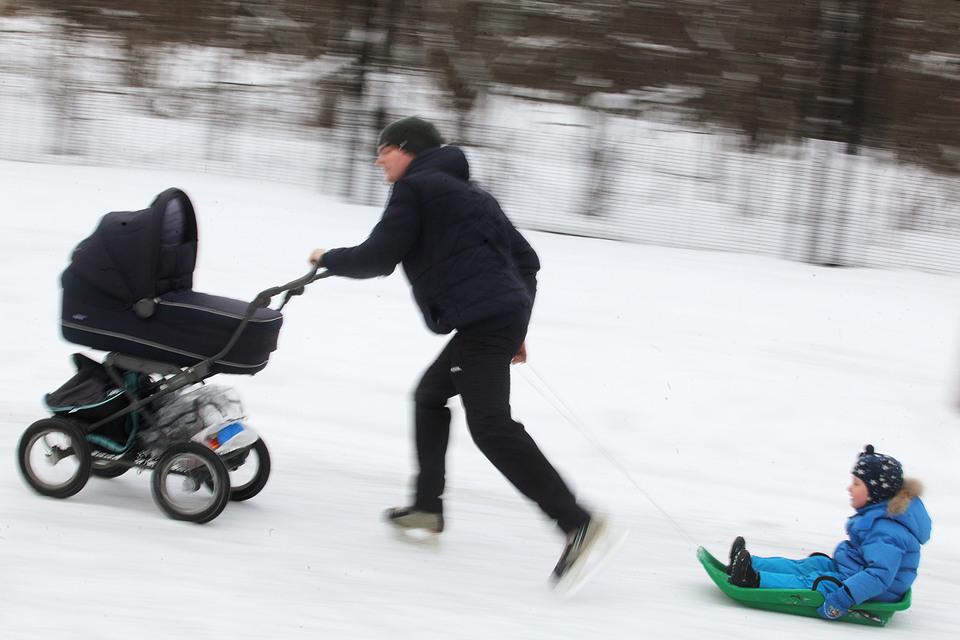 Большинство русских семей знают начто истратят материнский капитал