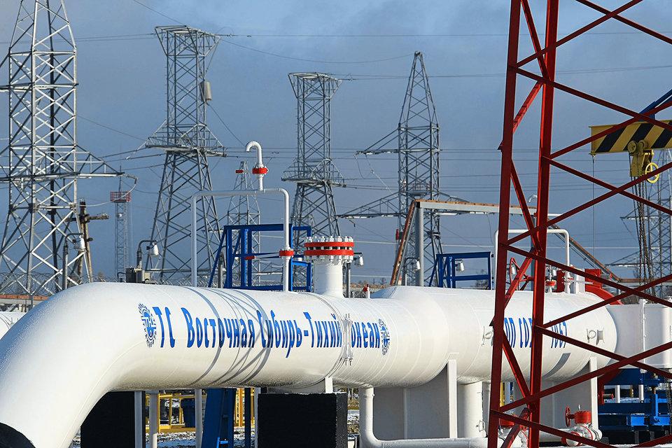 Мощности ВСТО уже все загружены, а их расширение обойдется в 123 млрд руб.