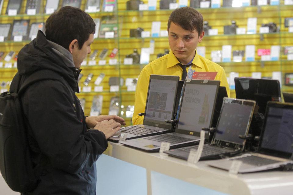 Рынок ноутбуков продемонстрировал рост впервый раз за15 кварталов