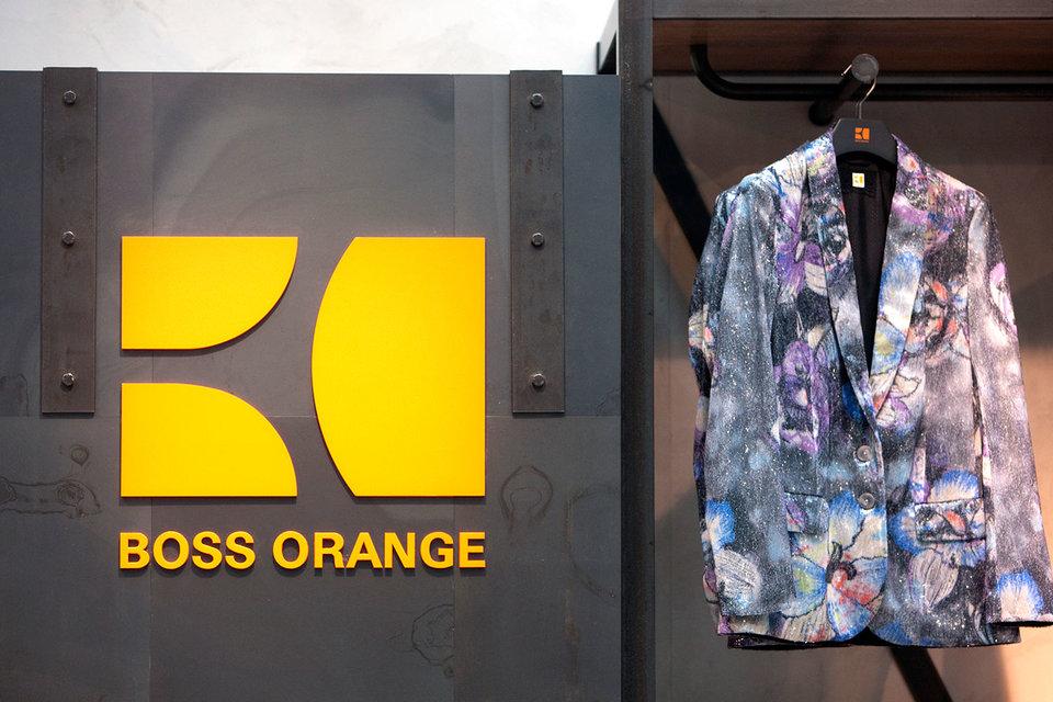 От брендов Boss Orange и Boss Green компания откажется, чтобы сделать свое позиционированее более ясным