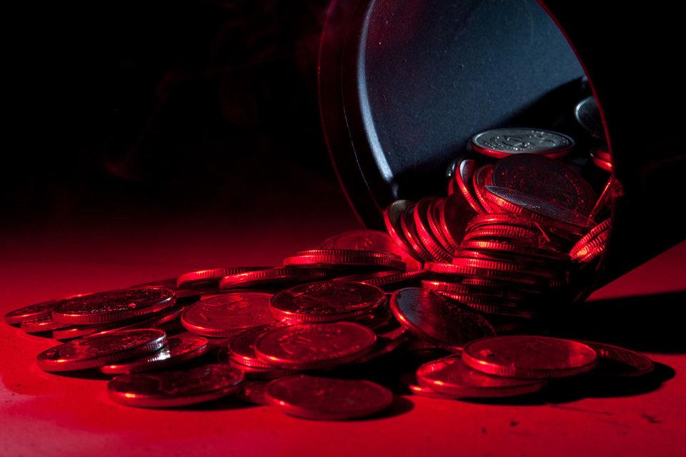 Российская валюта днем показывала максимальное падение среди валют развивающихся стран