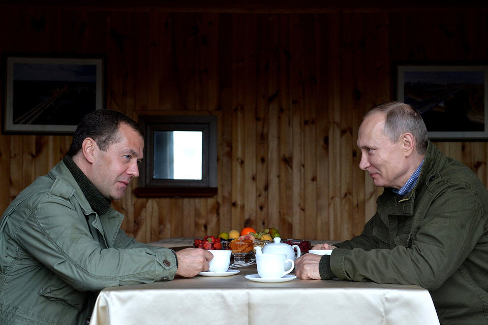 Для Медведева главное – Путин