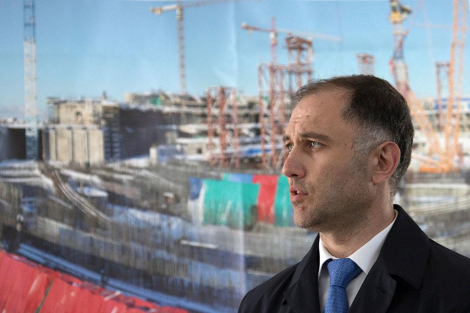 Бывший вице-губернатор Петербурга задержан в Москве