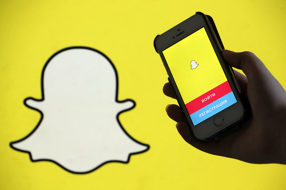 Snapchat подала заявку на IPO