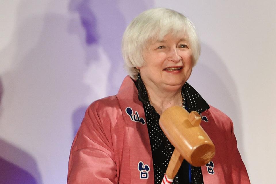 Председатель ФРС Джанет Йеллен знает, когда сделать ставку