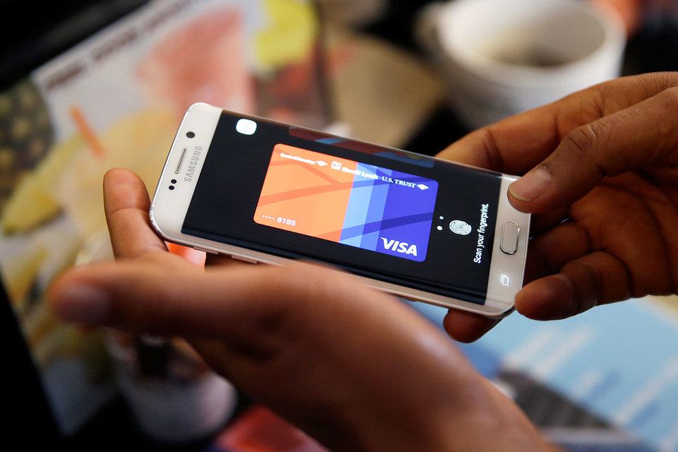 К запуску Samsung Pay для Visa все готово