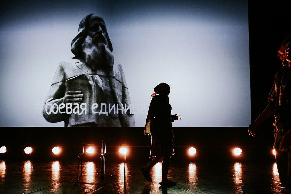 Актерский театр дополнило документальное видео