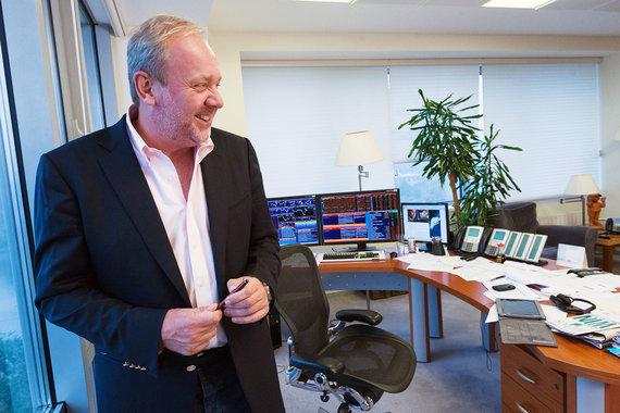 Борис Йордан меняет руководство «Ренессанс страхования»