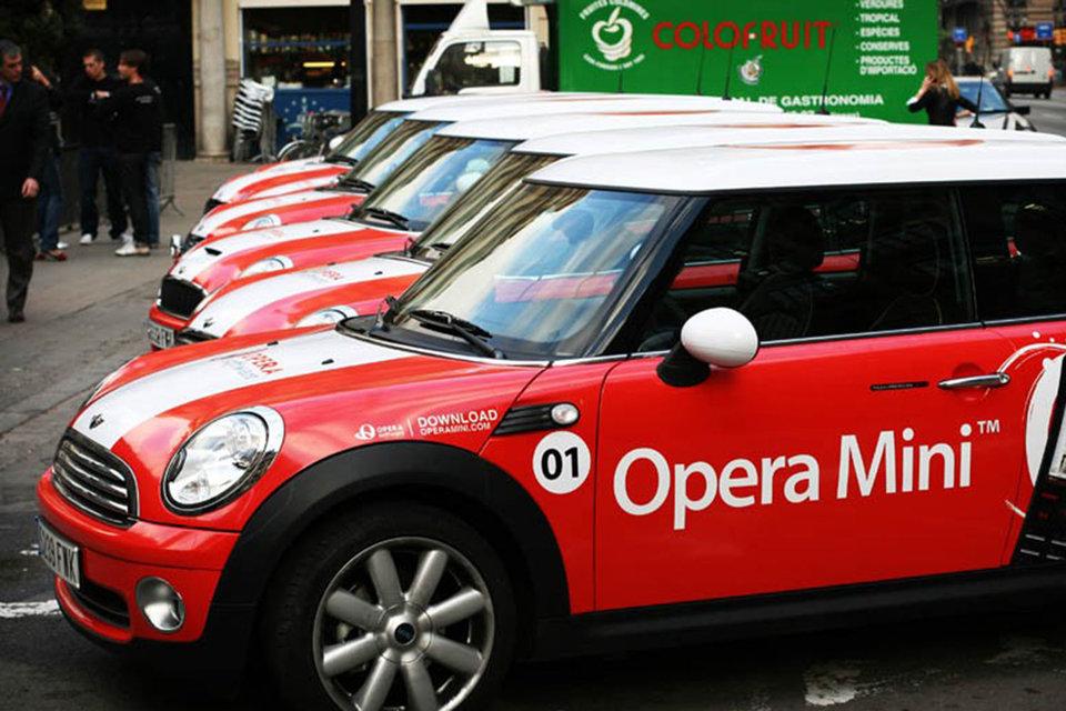 Opera Software, разрабатывающая браузер Opera, закрывает российский офис