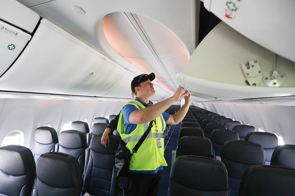 На оплату трафика для передачи данных c одного воздушного судна потребуется $300-400 в минуту