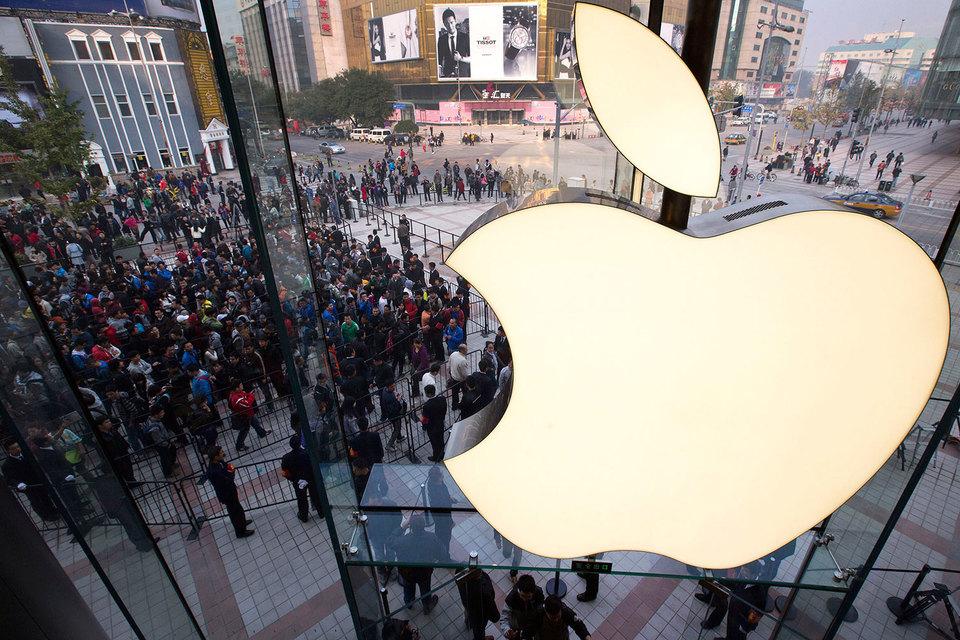 О запуске Apple Pay в CША корпорация объявила осенью 2014 г.