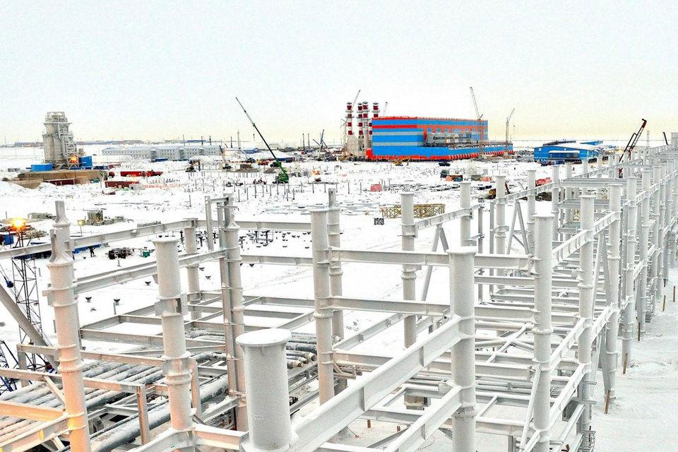 Ранее говорилось, что мощность проекта может быть аналогична строящемуся «Ямал СПГ»