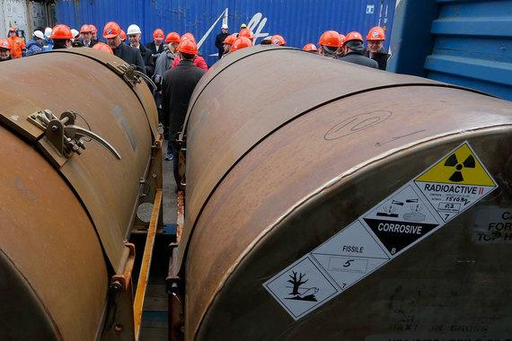 Канадская Uranium One получит кредит от «Атомэнергопрома» для выкупа облигаций