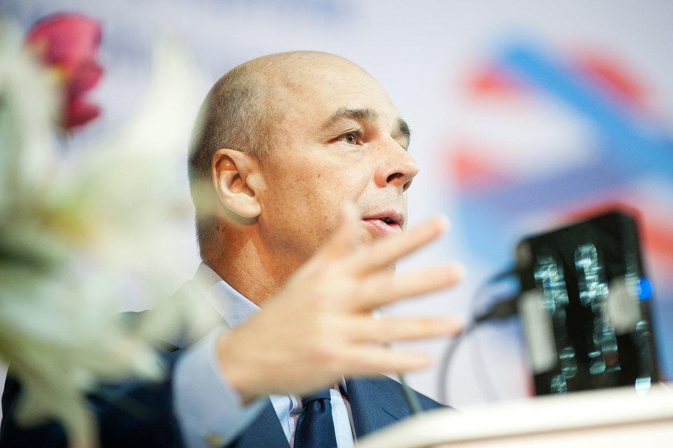 Силуанов: инвестиционные риски вРФ все еще высоки