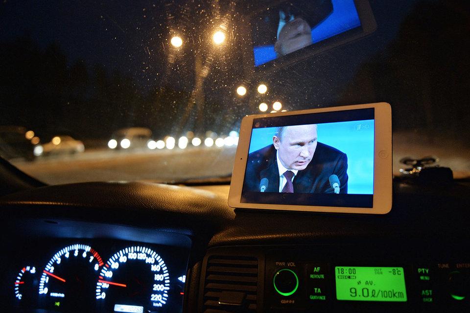 Президент Владимир Путин призвал не демонизировать новые бизнес-технологии