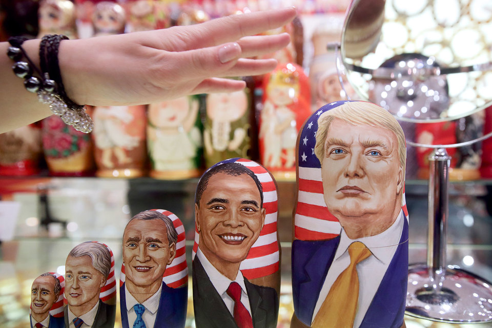 54% россиян полагают, что фигура президента США в какой-то степени влияет и на их жизнь