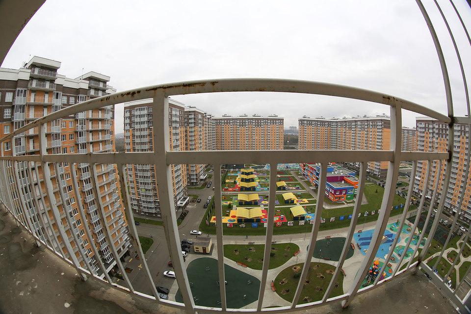 «Самолет девелопмент» уже стал одним из крупнейших застройщиков жилья в Подмосковье