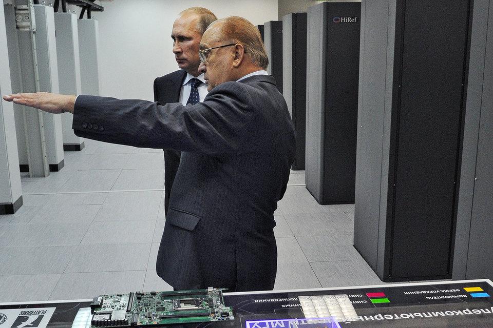 Суперкомпьютер МГУ «Ломоносов-2» работает на предельной мощности