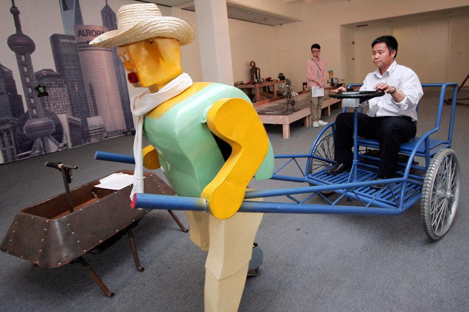 КНР в 2015г. подал заявки на млн. патентов