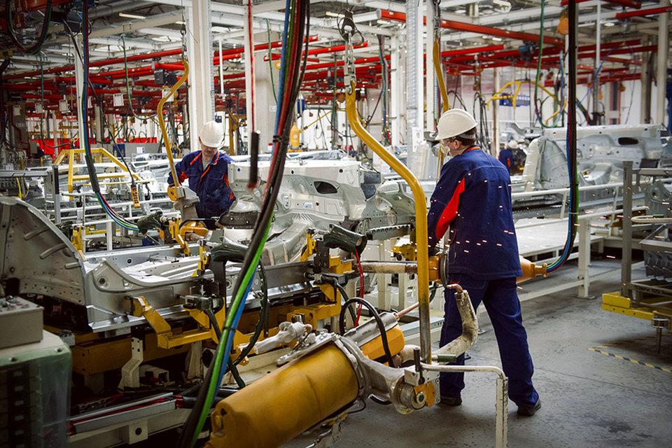 Автомобильный завод «ПСМА Рус» вКалуге остановит работу намесяц