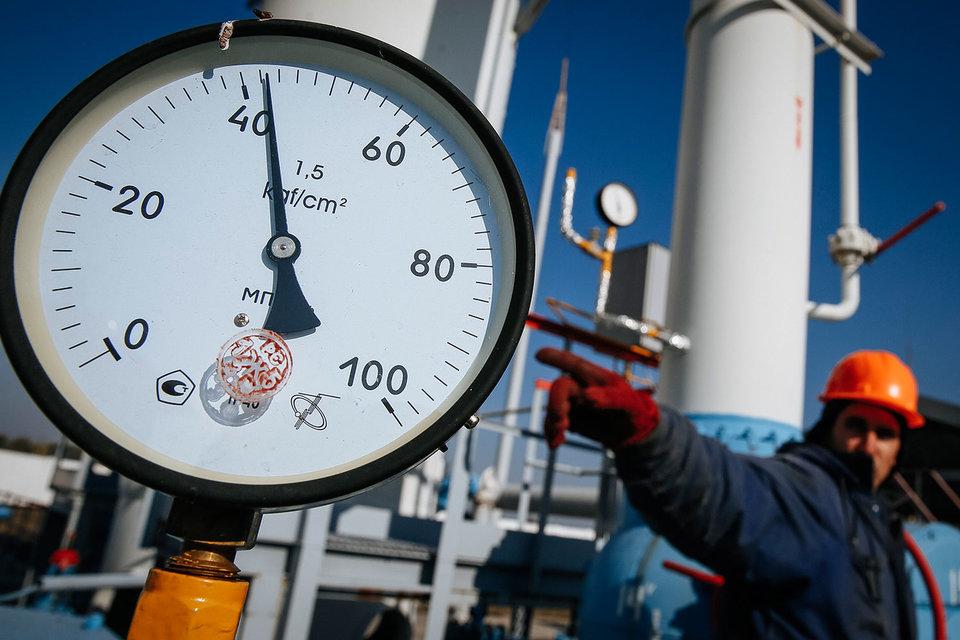 Россия и Еврокомиссия обсудили возобновление поставок газа на Украину