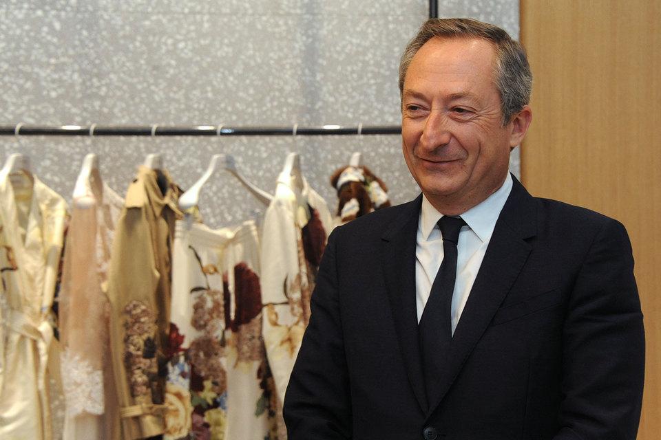 Генеральный директор Valentino S.p.A. Стефано Сасси