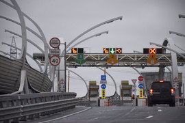 Сквозной проезд по ЗСД должен открыться 2 декабря