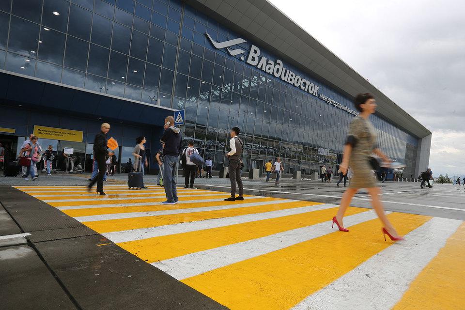 Международный аэропорт Владивостока сменил владельца