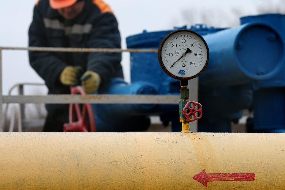 Газпром может возо-бновить поставки газа на Украину