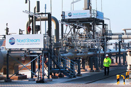 Холодная погода и низкие цены помогли «Газпрому» достичь рекорда поставок в Европу