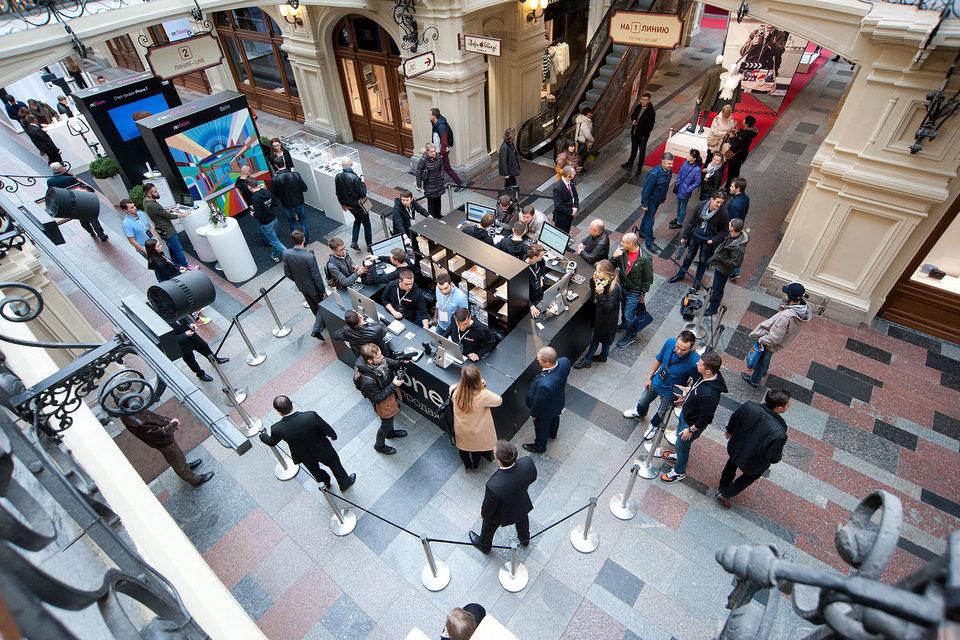 Московский ГУМ на Красной площади также будет участвовать в эксперименте по возврату НДС интуристам