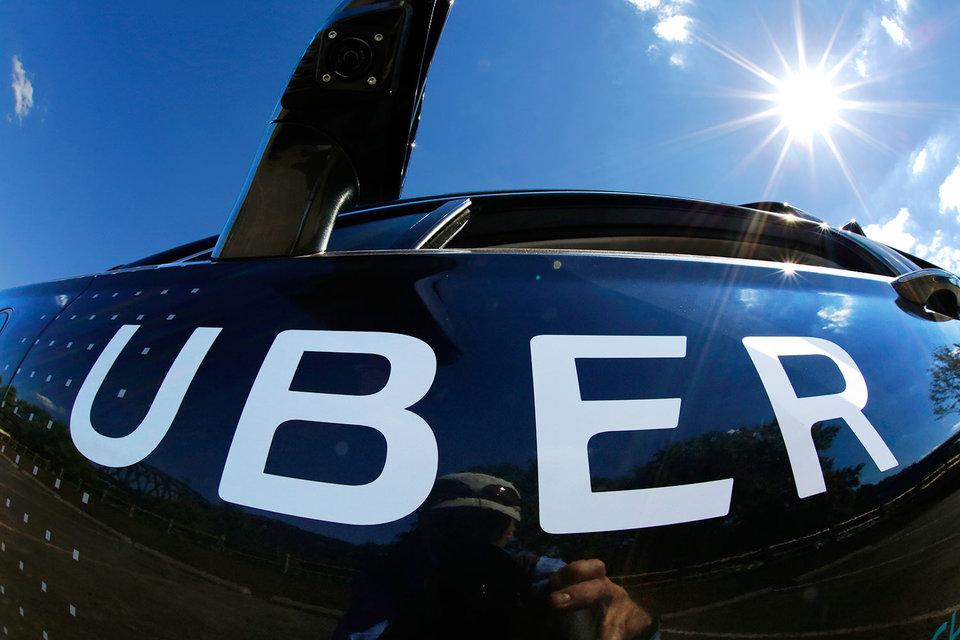 Европейский суд должен решить, является сервис заказа такси Uber технологической или транспортной компанией