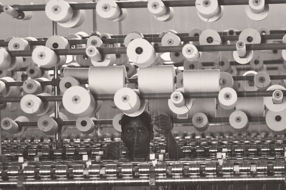 В индийском Коимбатуре одним из драйверов развития стала текстильная промышленность