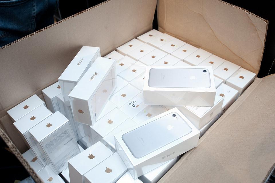 Apple тянет вниз остальных