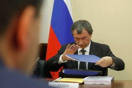 Сечин и Махмудов договорились об СП для поставок металла на верфь «Звезда»