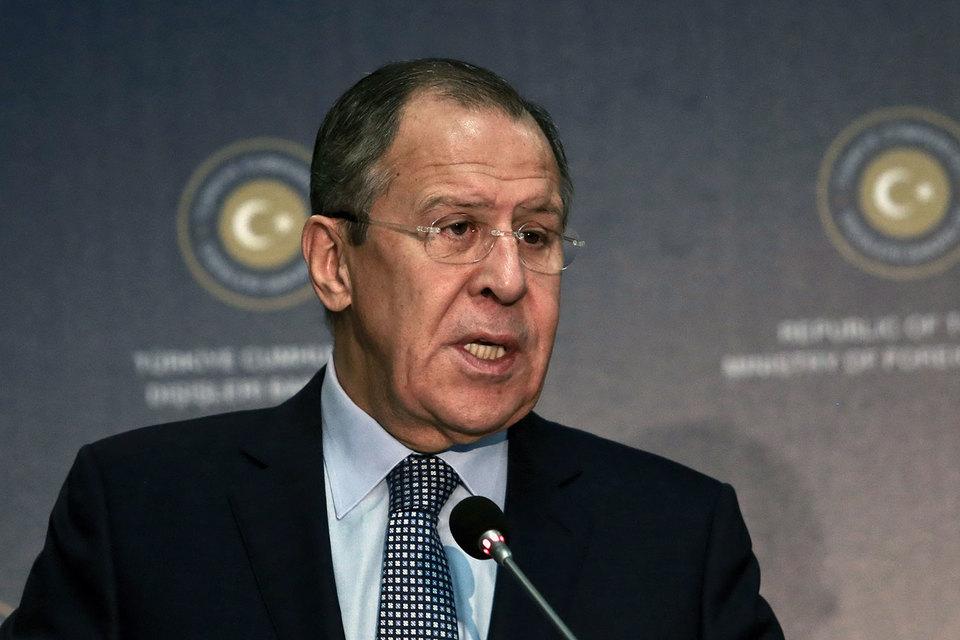 Сергей Лавров подтвердил, что Москва на турецкой территории ведет переговоры с представителями вооруженной сирийской оппозиции
