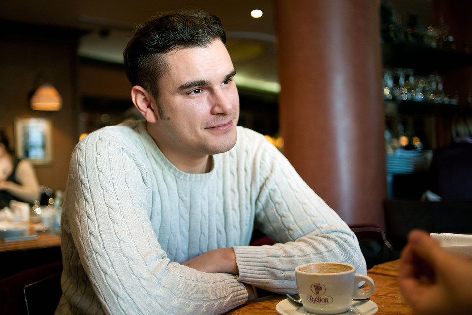 Александр Белозеров сначала ремонтировал машины, а потом работал программистом