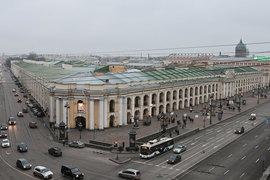 БГД управляет торговым комплексом «Гостиный двор» на Невском проспекте
