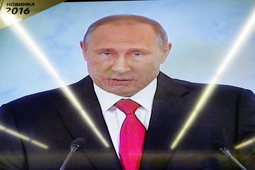 Владимир Путин поблагодарил россиян за терпение и единение