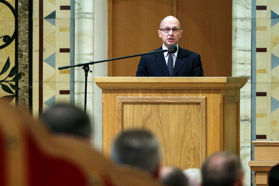 Кириенко меняет структуру работы Кремля с регионами