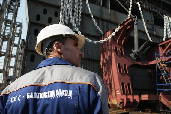 «Дочка» Кировского завода на полтора года задерживает турбину для ледокола «Арктика»